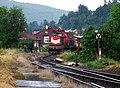 Měchenice, přijíždějící vlak (01).jpg