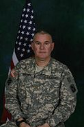 MAJ David Reeder, 53rd Infantry Brigade, Florida National Guard, 2010