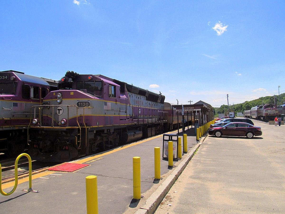 Rockport station - Wikipedia
