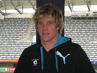 Rémy Martin (rugby union) French rugby union player
