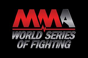 World Series of Fighting: Canada - Image: MMA World Series Of Fighting Logo