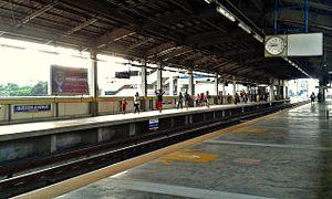 Quezon Avenue MRT station - Quezon Avenue station