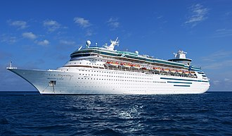 Majesty of the Seas - Image: MS Majesty Of The Seas Edit 1