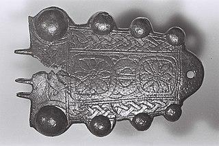 Plaque de ceinture D.24011
