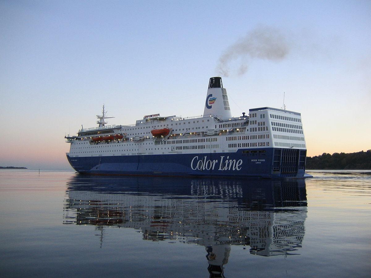 Book color line ferry - Book Color Line Ferry 17