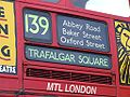 MTL London Routemaster route blind.jpg