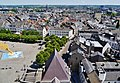 Maastricht Sint Janskerk Blick vom Turm auf den Vrijthof 6.jpg