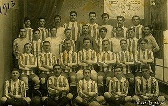 Maccabi Tel Aviv F.C. - Maccabi Tel Aviv, 1913