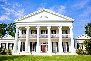 Henry Howard (architect) - Madewood Plantation House, designed by Howard in 1848.