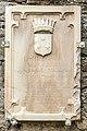 Magdalensberg St. Thomas Friedhof Grabstein Reichsfreiherr Carl Daublebsky 04102019 7227.jpg