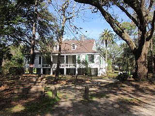 Magnolia Lane Plantation