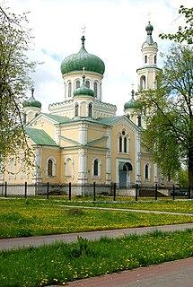 Semenivka, Chernihiv Oblast Urban locality in Chernihiv Oblast, Ukraine