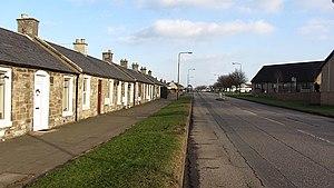 Macmerry - Image: Main Road, Macmerry (geograph 2789407)