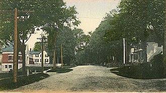Warner, New Hampshire - Image: Main Street, Warner, NH
