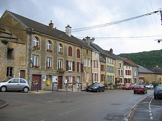Angecourt - The Town Hall