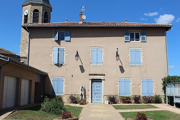 Photo de la ville Montceaux