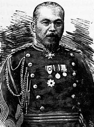 Ōdera Yasuzumi - Major General Ōdera