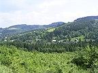 Wałaska Bystrzyca - Stacja narciarska Búřov - C