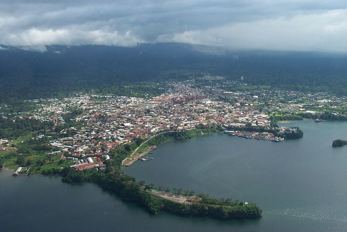 A photo of Equatorial Guinea