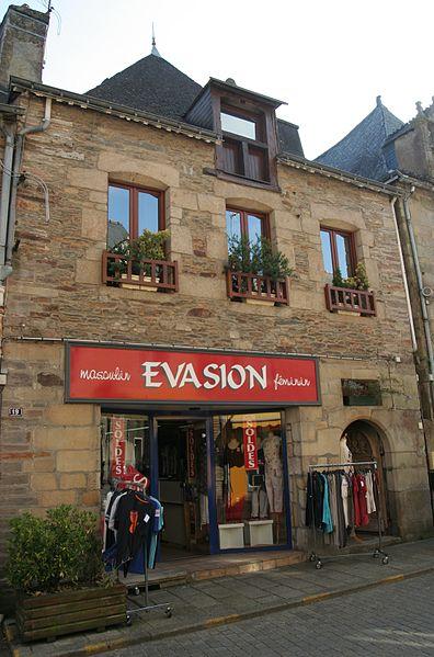 Maison, 19 rue du Général de Gaulle à Malestroit