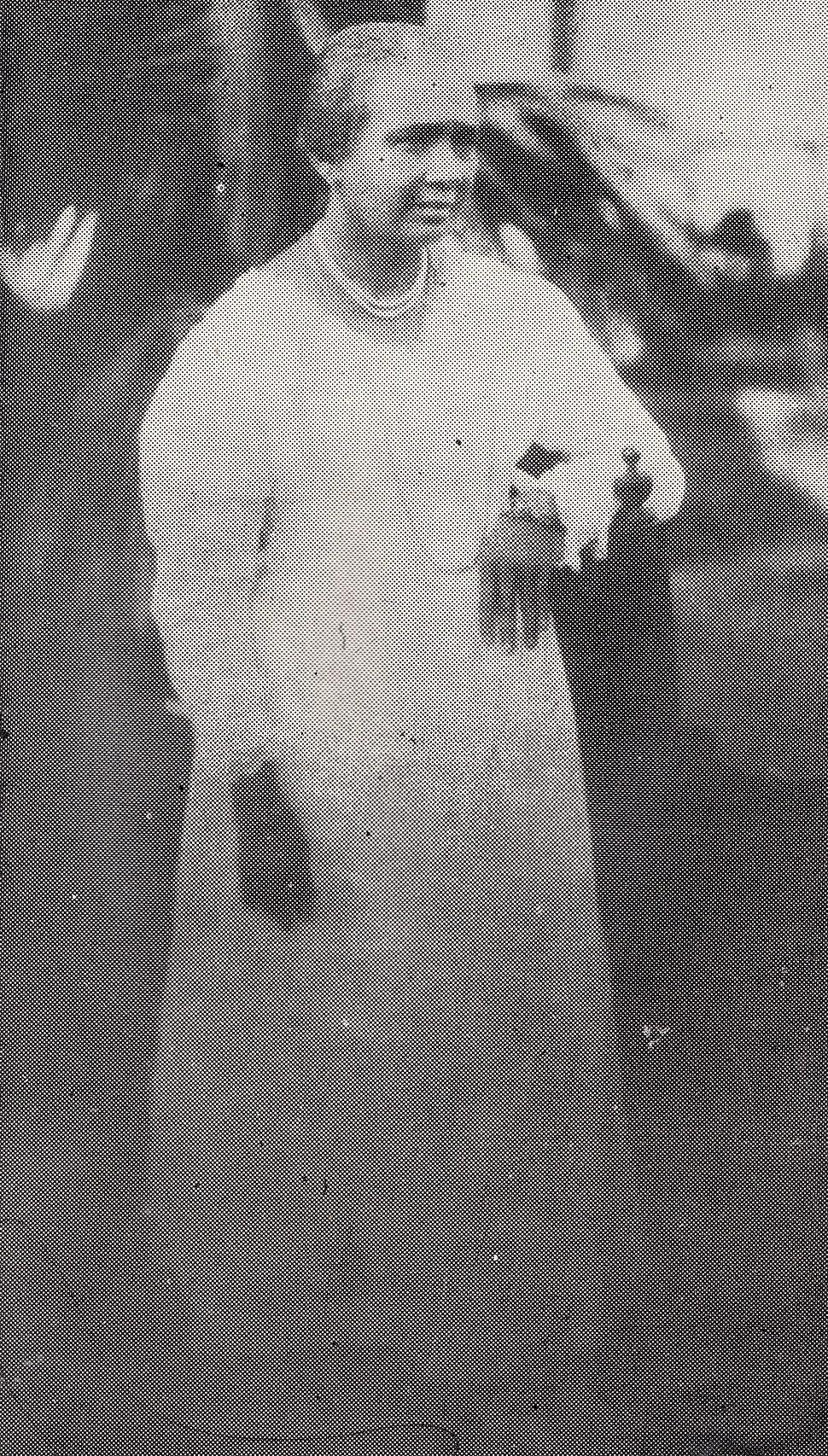 Mallino Pedris (Mother of Henry Pedris)