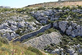 Għargħur - Victoria Lines in Għargħur