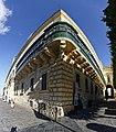 Malta - Valletta - Republic Street - Grandmaster's Palace at Corner St. George's Square & Old Theatre Street - Fisheye Photography.jpg