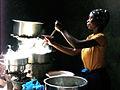 Mama cooking Ugali in Iringa, TZ.jpg