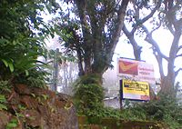 Indian Post Office At The Mango Orange Village Ooty Road