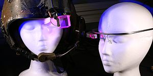 Industrial augmented reality - MannGlas and GoogleGlass1