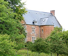 The manor of Le Hanouard