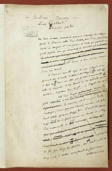 File:Manuscript de Madame Bovary def part1.djvu