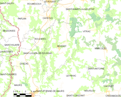 Map commune FR insee code 15021.png