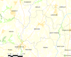 Map commune FR insee code 22015.png