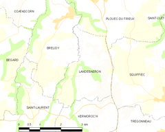 Map commune FR insee code 22095.png
