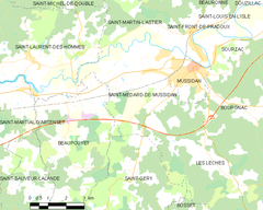 Map commune FR insee code 24462.png