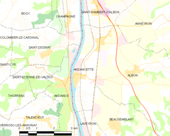 Map commune FR insee code 26009.png