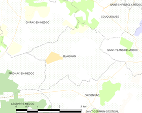 Map commune FR insee code 33055.png