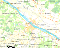 Map commune FR insee code 49328.png