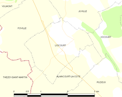 Map commune FR insee code 57406.png