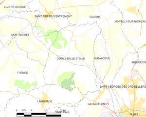 Map commune FR insee code 61078.png