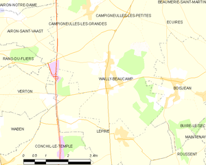 Map commune FR insee code 62870.png