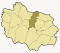 Map of Adjuntas highlighting Capáez.png