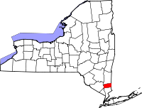 Map of New York highlighting Putnam County.svg