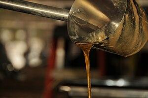 Maple liqueur - Maple Syrup Production