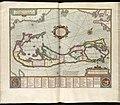 Mappa aestivarum insularum alias Barmudas dictarum, ad Ostia Mexicani aestuarij jacentium in latitudine graduum 32 minutorum 25 (8429935861).jpg