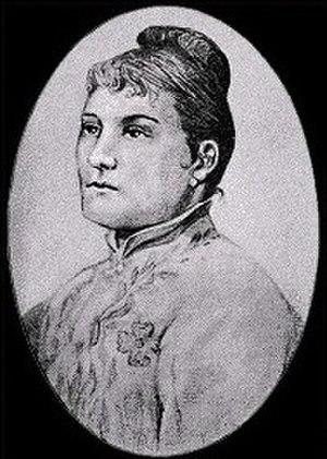 Juan Pablo Rojas Paúl - Image: María Josefa Báez Reverón