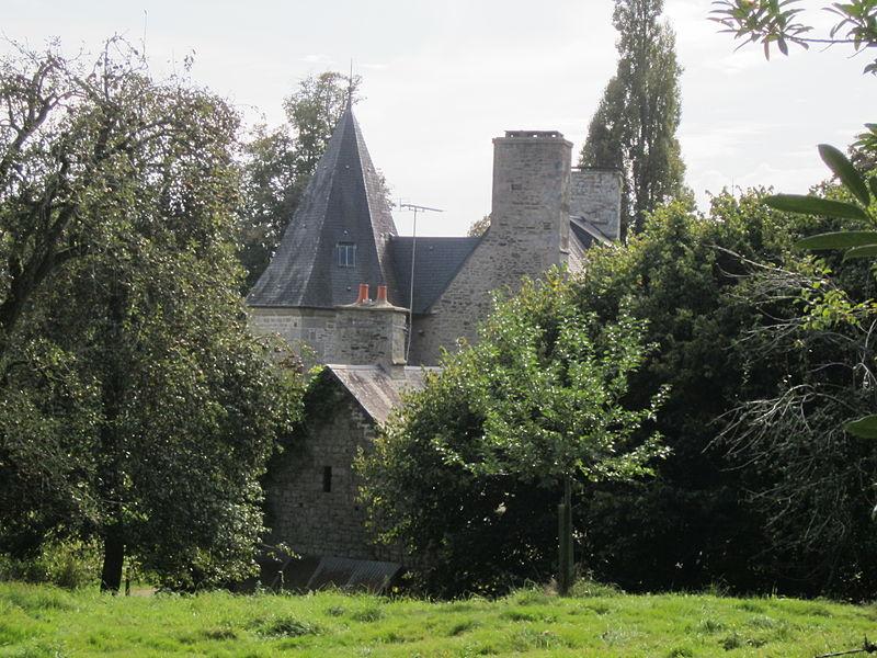 Manoir de la Cour,  MArcilly, Manche