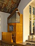 "Marcussen organ of the church ""To the 12 Apostles"", Hamburg-Lurup.jpg"
