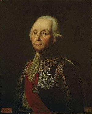 François Christophe de Kellermann - François Christophe de Kellermann